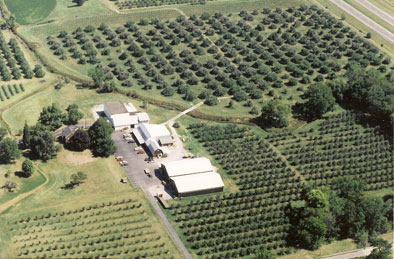 Meet the macqueen family of macqueen apple orchard cider for Design your own farm layout